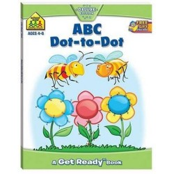 ABC Dot to Dot (Ages 4-6)